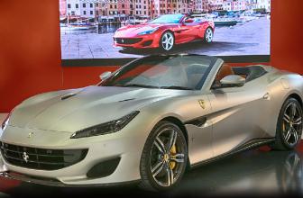 Commander une Ferrari, tout un spectacle
